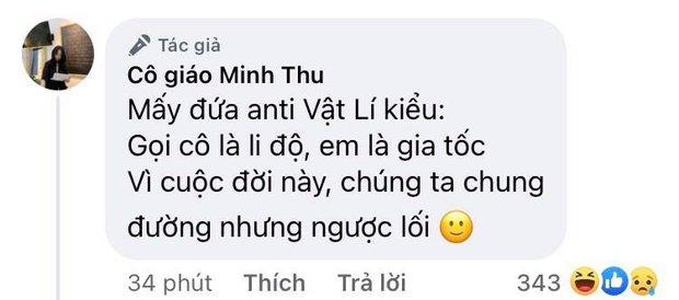 Sau màn livestream gây bão, cô giáo Minh Thu đã có động thái đầu tiên trên MXH, đọc xuống comment càng nể thêm tài văn thơ - Ảnh 3.