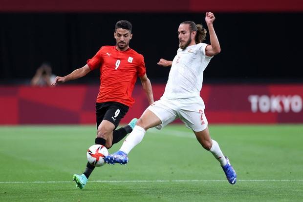 Dàn sao Euro 2020 gây thất vọng, Olympic Tây Ban Nha bị Ai Cập chia điểm - Ảnh 2.