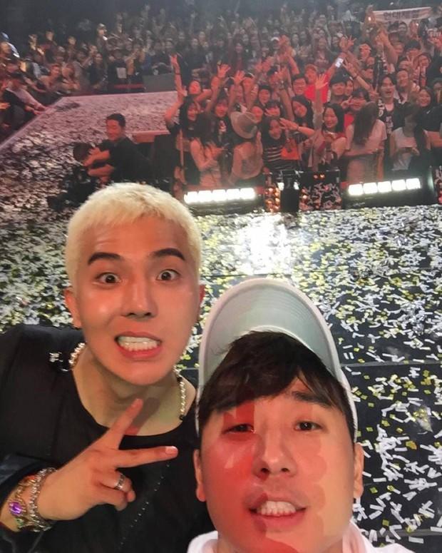 Góc ngang trái: Quán quân show rap Hàn Quốc ghi danh trở lại làm thí sinh? - Ảnh 2.