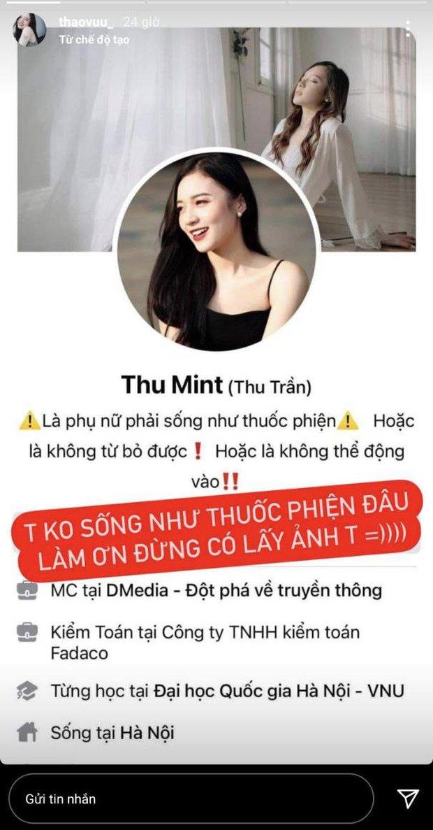 Bị lập tài khoản Facebook giả mạo, MC quốc dân Phương Thảo tuyên bố một câu xanh rờn - Ảnh 1.