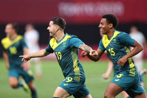 Thế hệ đàn em của Messi thua đội tuyển mạnh nhất Đông Nam Á ở trận mở màn Olympic 2020 - Ảnh 13.