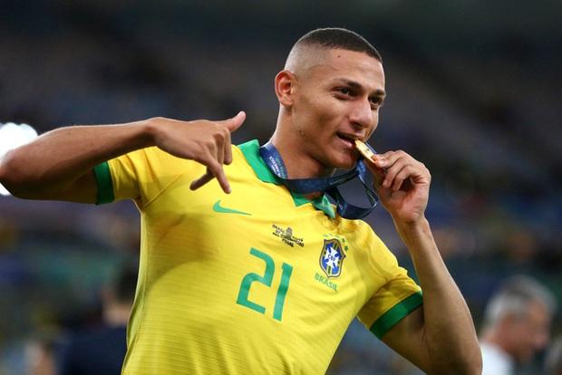 Preview ĐT bóng đá Olympic Brazil: Tham vọng bảo vệ tấm huy chương vàng - Ảnh 4.