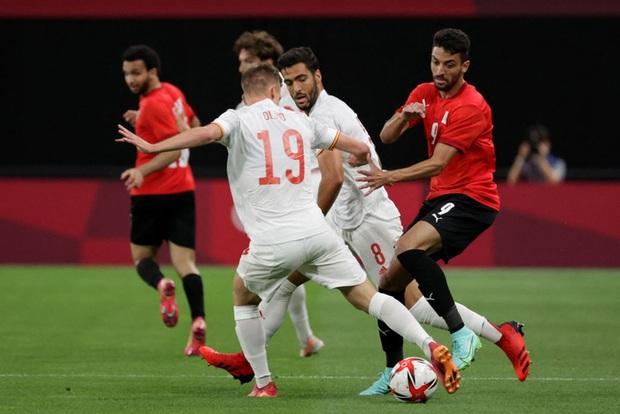 Dàn sao Euro 2020 gây thất vọng, Olympic Tây Ban Nha bị Ai Cập chia điểm - Ảnh 4.
