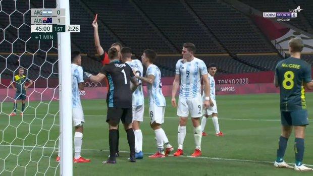 Thế hệ đàn em của Messi thua đội tuyển mạnh nhất Đông Nam Á ở trận mở màn Olympic 2020 - Ảnh 8.