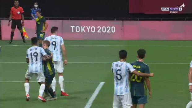Thế hệ đàn em của Messi thua đội tuyển mạnh nhất Đông Nam Á ở trận mở màn Olympic 2020 - Ảnh 9.
