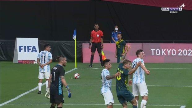 Thế hệ đàn em của Messi thua đội tuyển mạnh nhất Đông Nam Á ở trận mở màn Olympic 2020 - Ảnh 10.