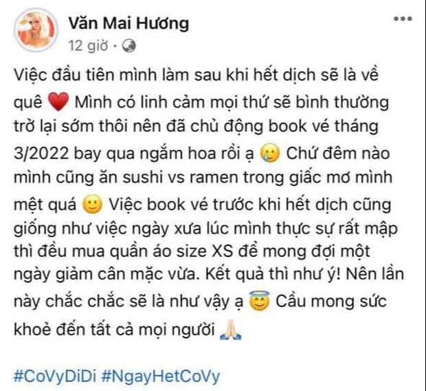 Hết dịch làm gì: Hoà Minzy sẽ dẫn bé Bo đến một nơi đặc biệt, Văn Mai Hương mạnh dạn book vé chốt ngày đi Nhật - Ảnh 2.