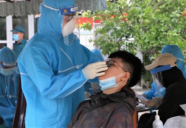 Quảng Nam phát hiện 6 người mắc COVID-19 liên quan F0 ở Đà Nẵng - Ảnh 2.