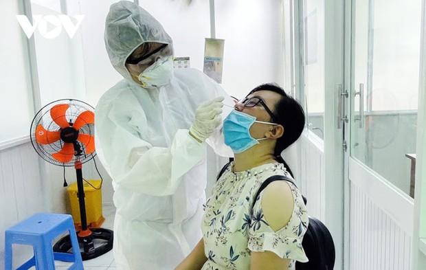 Đồng Nai vượt mốc 2.000 ca mắcCovid-19, có 46 bệnh nhân được chữa khỏi - Ảnh 1.