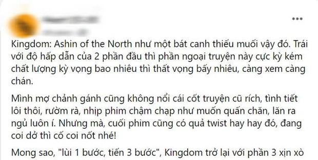 Kingdom của Jeon Ji Hyun ra mắt chưa đầy nửa ngày đã bị chê thảm họa: Con hổ còn át vía mợ chảnh? - Ảnh 4.