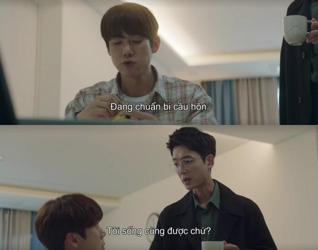 Cười vỡ bụng ở Hospital Playlist 2 tập 6: Thời trẻ oanh liệt của Ik Jun chưa ngang ngược bằng nữ hoàng tông điếc Song Hwa! - Ảnh 1.