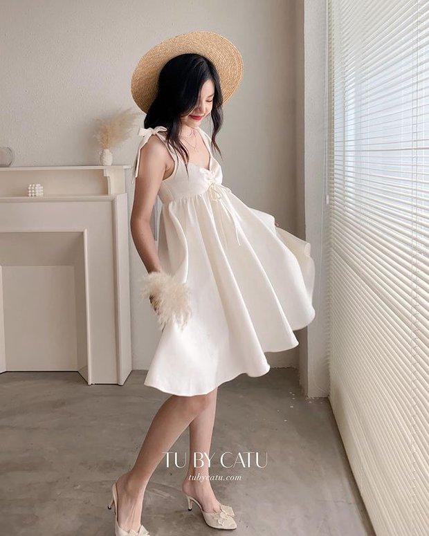 Rosé mặc váy hai dây xinh quá mà xem giá thì ối giời ơi, yên tâm có loạt váy na ná giá chỉ vài trăm cho chị em nè! - Ảnh 10.