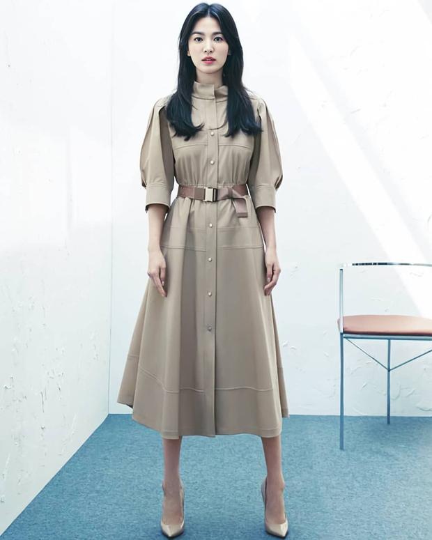 Cuộc đại tu body của Song Hye Kyo: Xưa chân thô ngắn 1 mẩu dìm sạch dáng, nay lột xác ngoạn mục đến mức được khen là tỷ lệ vàng - Ảnh 17.