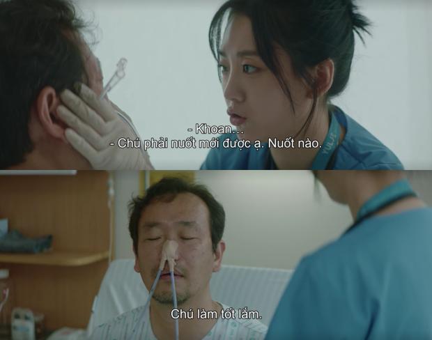 Cười vỡ bụng ở Hospital Playlist 2 tập 6: Thời trẻ oanh liệt của Ik Jun chưa ngang ngược bằng nữ hoàng tông điếc Song Hwa! - Ảnh 2.
