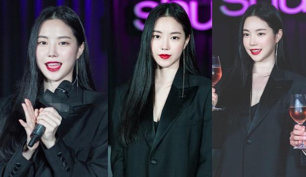Vào nhà YG, Naeun (Apink) ngày càng lên hương body, ngắm ảnh mới đúng là đẹp mãn nhãn nhưng phần mũi sao kỳ thế này? - Ảnh 6.