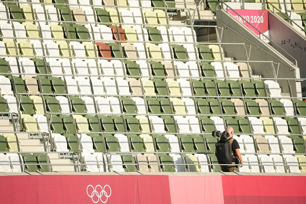 Đài lửa Olympic được thắp sáng, ngày hội thể thao lớn nhất thế giới chính thức bắt đầu!!! - Ảnh 41.