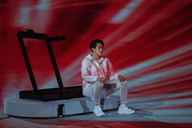 Đài lửa Olympic được thắp sáng, ngày hội thể thao lớn nhất thế giới chính thức bắt đầu!!! - Ảnh 36.
