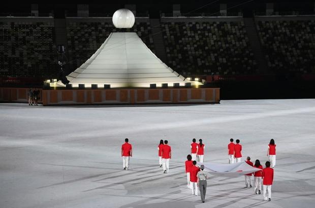Đài lửa Olympic được thắp sáng, ngày hội thể thao lớn nhất thế giới chính thức bắt đầu!!! - Ảnh 33.