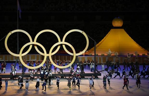 Đài lửa Olympic được thắp sáng, ngày hội thể thao lớn nhất thế giới chính thức bắt đầu!!! - Ảnh 32.