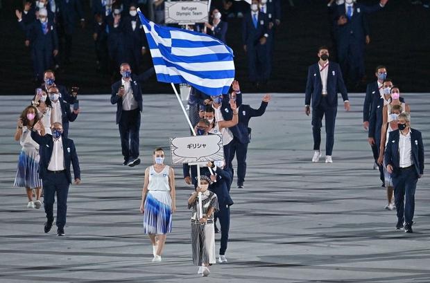 Đài lửa Olympic được thắp sáng, ngày hội thể thao lớn nhất thế giới chính thức bắt đầu!!! - Ảnh 30.