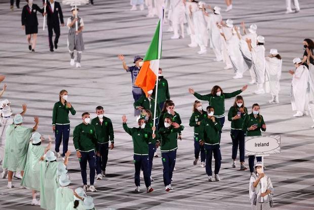 Đài lửa Olympic được thắp sáng, ngày hội thể thao lớn nhất thế giới chính thức bắt đầu!!! - Ảnh 29.
