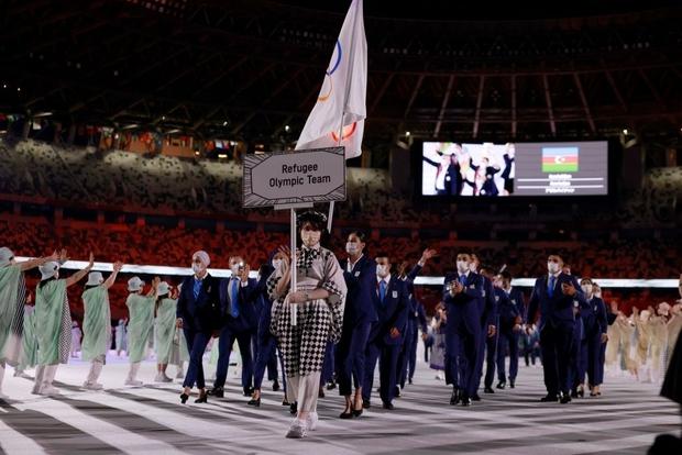 Đài lửa Olympic được thắp sáng, ngày hội thể thao lớn nhất thế giới chính thức bắt đầu!!! - Ảnh 28.