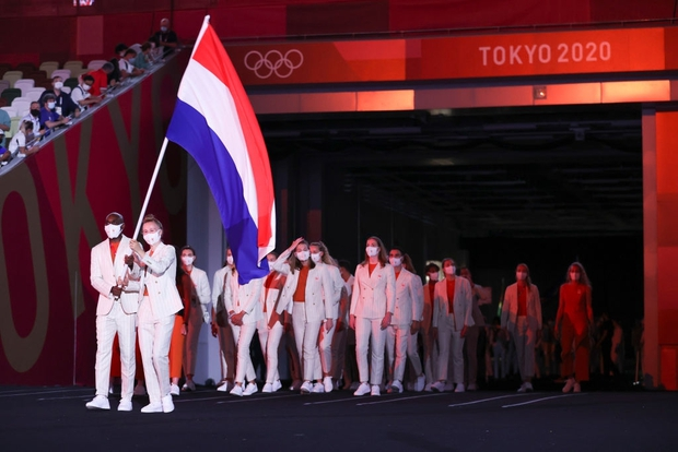 Đài lửa Olympic được thắp sáng, ngày hội thể thao lớn nhất thế giới chính thức bắt đầu!!! - Ảnh 24.