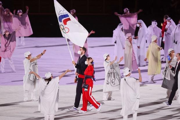 Đài lửa Olympic được thắp sáng, ngày hội thể thao lớn nhất thế giới chính thức bắt đầu!!! - Ảnh 23.