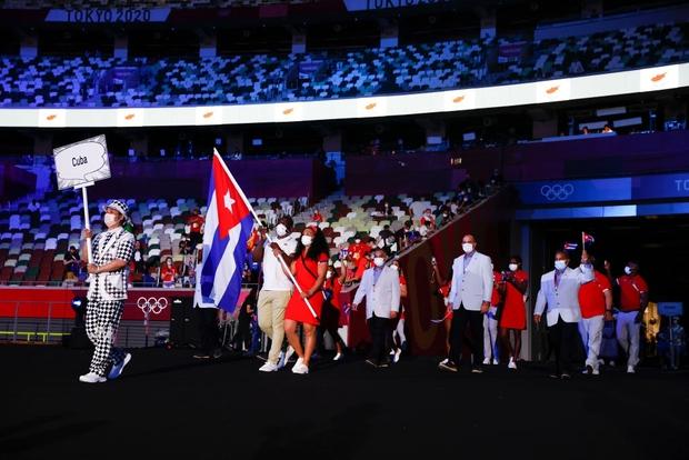 Đài lửa Olympic được thắp sáng, ngày hội thể thao lớn nhất thế giới chính thức bắt đầu!!! - Ảnh 18.