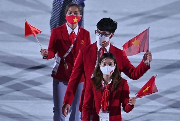 Đài lửa Olympic được thắp sáng, ngày hội thể thao lớn nhất thế giới chính thức bắt đầu!!! - Ảnh 16.