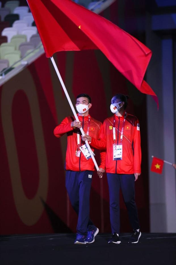 Đài lửa Olympic được thắp sáng, ngày hội thể thao lớn nhất thế giới chính thức bắt đầu!!! - Ảnh 14.