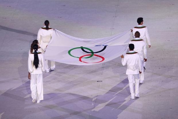 Đài lửa Olympic được thắp sáng, ngày hội thể thao lớn nhất thế giới chính thức bắt đầu!!! - Ảnh 6.