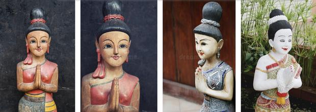 Thánh đâm đu đủ Ty Thy nói về nguồn gốc của 2 bức tượng kỳ lạ đặt ngay giữa quán, tiết lộ sự cố làm quán bị vắng khách một thời gian - Ảnh 5.