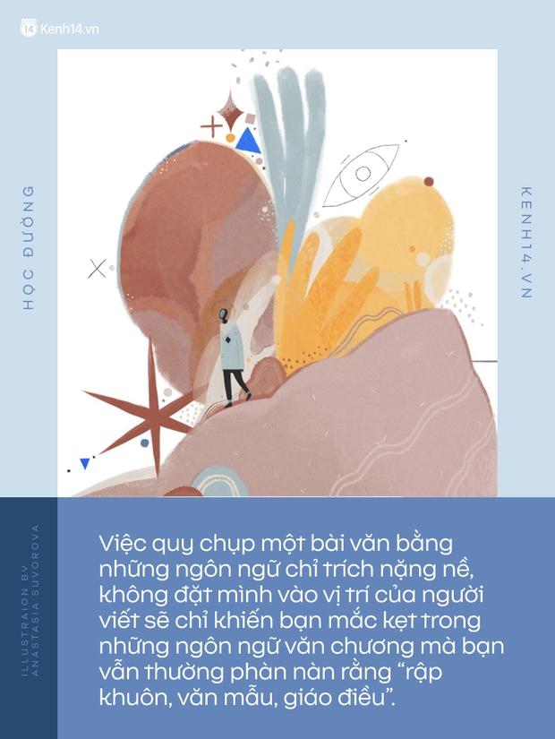 Những áng văn không mẫu: Đừng chỉ trích văn chương bằng những ngôn từ xấu xí - Ảnh 3.