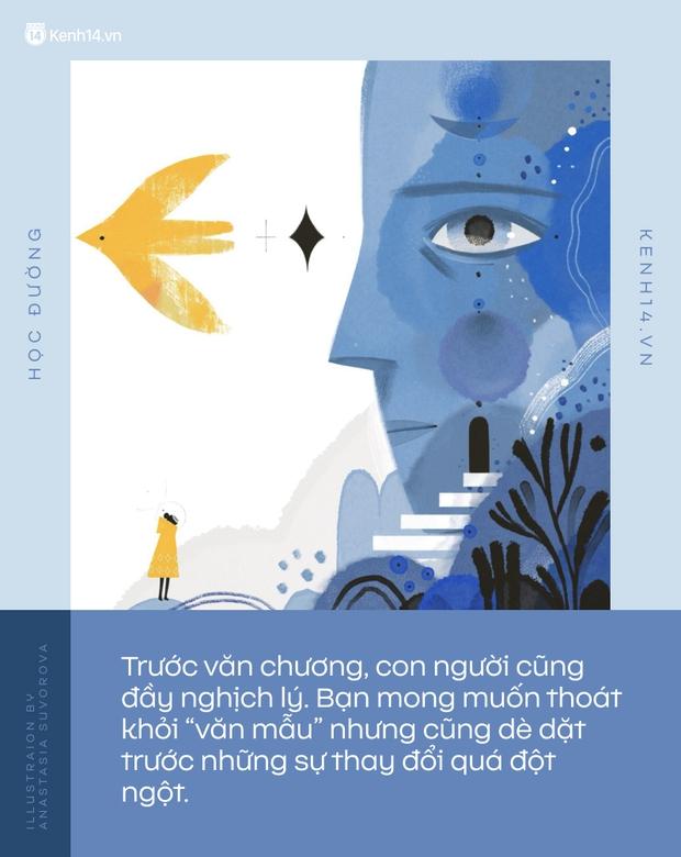 Những áng văn không mẫu: Đừng chỉ trích văn chương bằng những ngôn từ xấu xí - Ảnh 4.