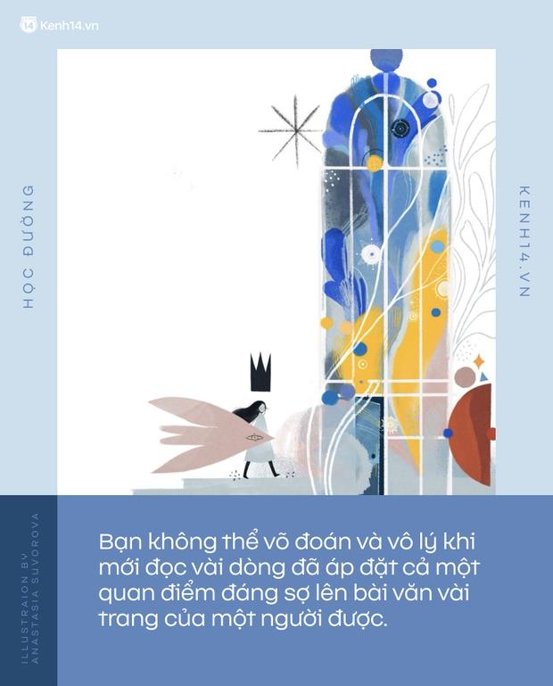Những áng văn không mẫu: Đừng chỉ trích văn chương bằng những ngôn từ xấu xí - Ảnh 6.