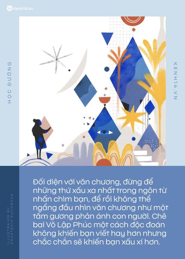 Những áng văn không mẫu: Đừng chỉ trích văn chương bằng những ngôn từ xấu xí - Ảnh 7.