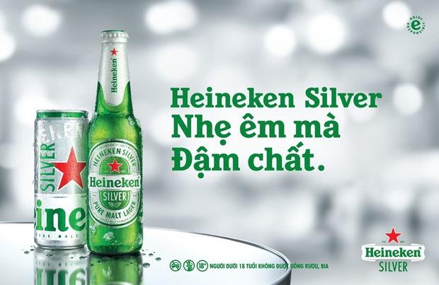 Heineken Silver phiên bản giới hạn Cool Pack 250ml - lạnh thật nhanh cho đêm vui trong tuần - Ảnh 3.