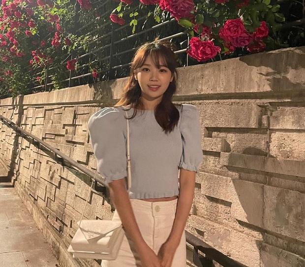 Check nhanh đồ Zara sao Hàn vừa diện: Toàn item xinh xẻo dễ mặc, có chiếc đang sale chỉ hơn 200k - Ảnh 3.