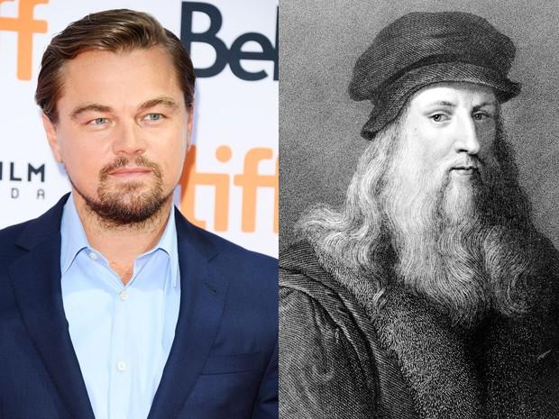 Netizen rần rần vì Leonardo DiCaprio sẽ đóng vai danh họa Leonardo da Vinci: Tới công chuyện luôn rồi, đây hẳn là định mệnh! - Ảnh 1.