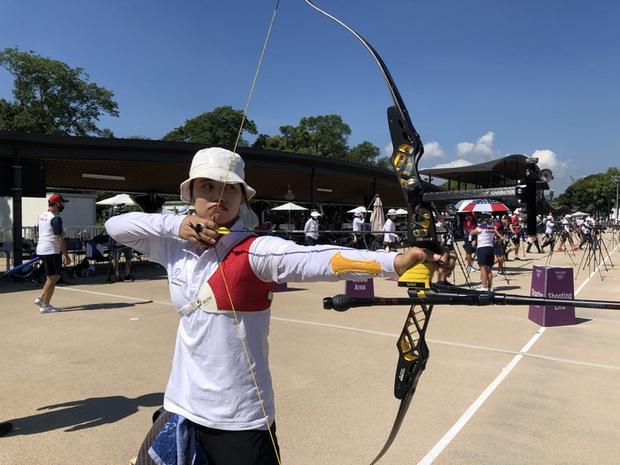 Người đẹp thi đấu mở màn, cơ hội nào cho bắn cung Việt Nam ở Olympic Tokyo 2020? - Ảnh 1.