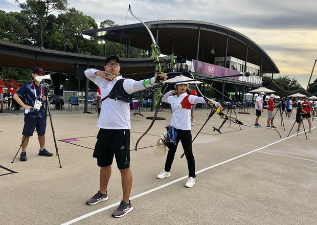 Người đẹp thi đấu mở màn, cơ hội nào cho bắn cung Việt Nam ở Olympic Tokyo 2020? - Ảnh 2.