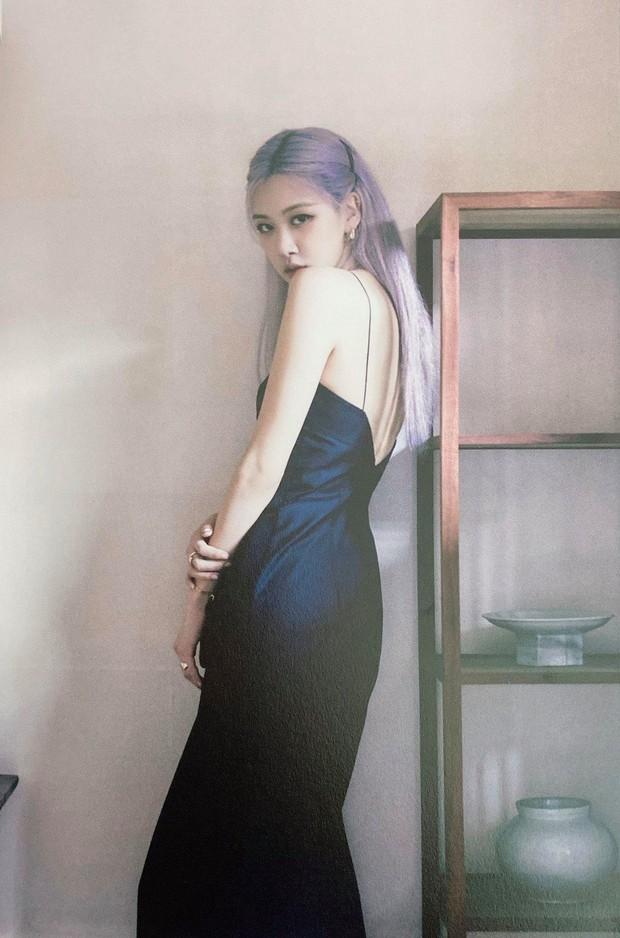 Loạt nữ idol Hàn khi diện đồ hở lưng: Ai nấy đều khét lẹt, thành viên hụt của BLACKPINK liệu có chặt đẹp bạn cũ? - Ảnh 15.