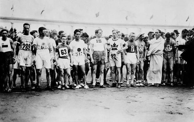 Olympic Tokyo 2020 giữa thời đại dịch: Tiếng vọng từ lịch sử - Ảnh 1.