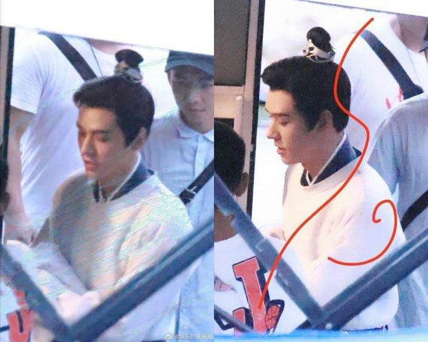 Netizen ngất lịm với tạo hình Thái tử của Cung Tuấn ở An Lạc Truyện, nhìn còn đê mê hơn thời quỷ chúa Sơn Hà Lệnh - Ảnh 1.