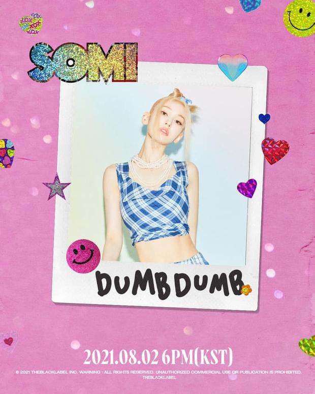 Chờ cả năm trời mà Somi vẫn chỉ comeback với single: Visual trông rất BLACKPINK nhưng bài hát lại là Red Velvet? - Ảnh 5.