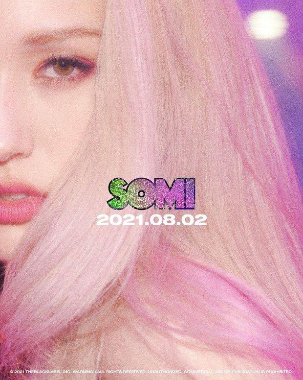 Chờ cả năm trời mà Somi vẫn chỉ comeback với single: Visual trông rất BLACKPINK nhưng bài hát lại là Red Velvet? - Ảnh 1.