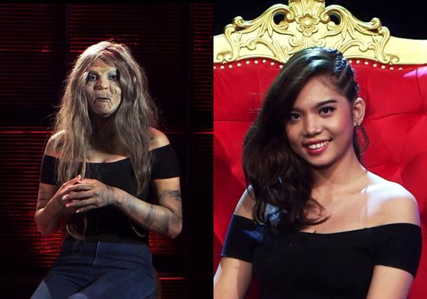 Có một show hẹn hò gây sốc bằng đủ thể loại mặt nạ kinh dị: Từ quái vật, phù thủy đến người ngoài hành tinh! - Ảnh 10.