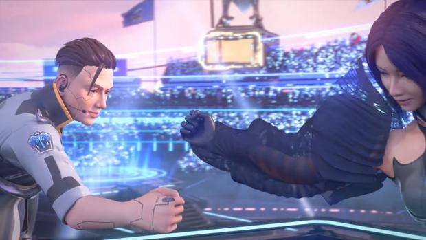 Nhìn lại kỹ xảo tại AWC 2021: MC ảo, đấu trường ảo và Suboi trình diễn cũng là ảo! - Ảnh 4.