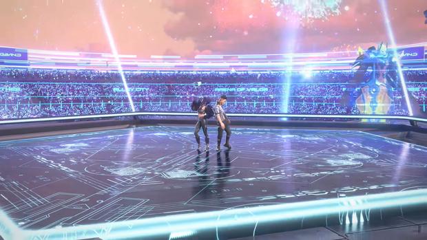 Nhìn lại kỹ xảo tại AWC 2021: MC ảo, đấu trường ảo và Suboi trình diễn cũng là ảo! - Ảnh 6.